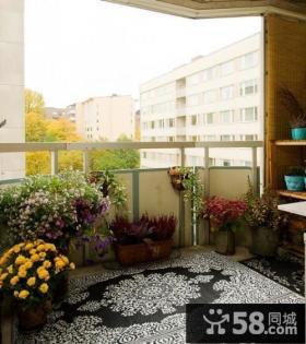 3平米阳台装修实景图