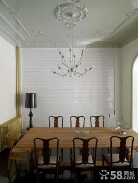 7万现代温馨80平四居田园家居卧室吊顶装饰