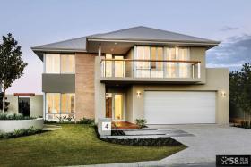 豪华别墅外观设计效果图大全欣赏