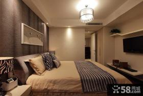 现代风格美式卧室设计欣赏