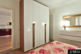 10平米卧室衣柜