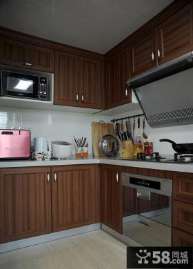 家居厨房装修设计效果图