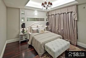 欧式新古典卧室吊顶装修效果图欣赏