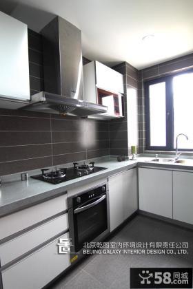 小户型厨房台面设计
