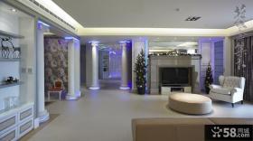 欧式别墅室内装饰设计