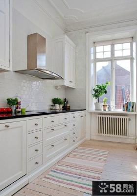 欧式风格小户型厨房装修效果图大全