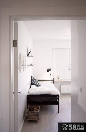 现代简约风格卧室门装修效果图欣赏大全