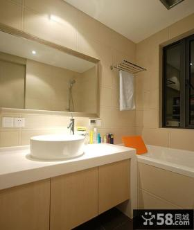 现代简约120平米三室两厅设计