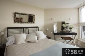 90平米二居室卧室装修效果图