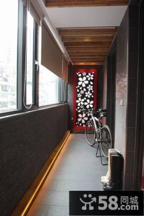 后现代装修风格阳台
