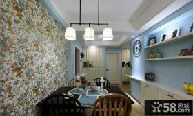 田园风格卧室设计效果图片案例
