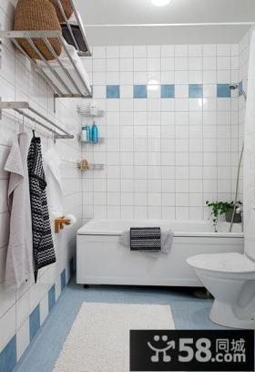 极简小户型设计卫生间装饰效果图