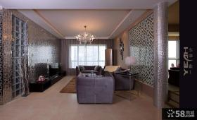 2013现代客厅装修图片