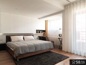 简单设计卧室实景图