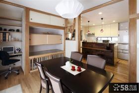 日式现代风格餐厅设计