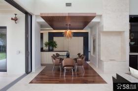 现代风格客厅电视背景墙装修效果图