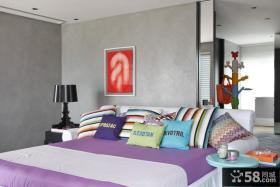 巴西清爽复式公寓小卧室装修效果图大全2012图片