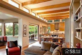 美式现代风格别墅设计图片