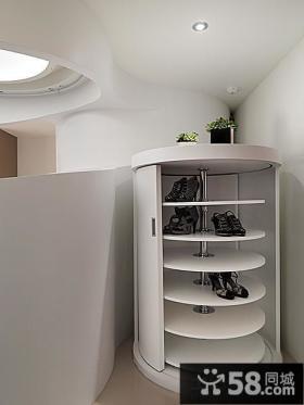 创意鞋柜内部设计图