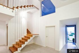 简约复式楼梯设计