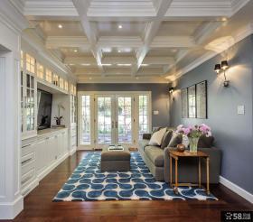 家装设计客厅吊顶大全