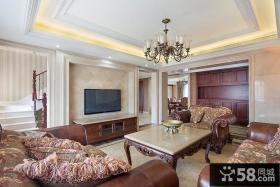 精致古典美式别墅装潢大全
