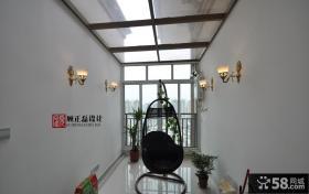 大阳台装修设计效果图