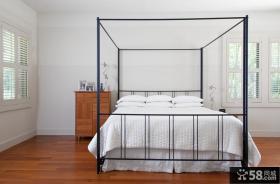10平米简约卧室装修图