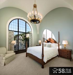 豪华欧式卧室庄装修效果图欣赏大全