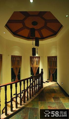 古典中式家装吊顶
