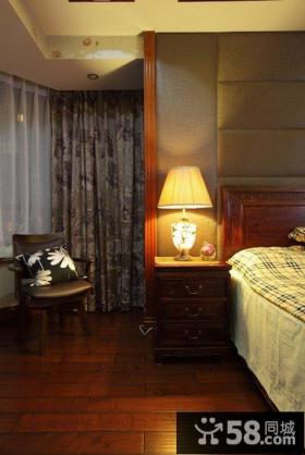中式古典风格别墅室内设计效果图