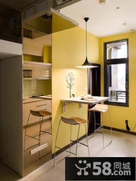 时尚现代复式家居室内效果图
