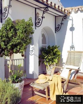 家庭设计室内阳台图片大全欣赏