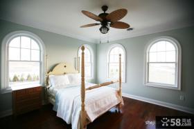 经典别墅卧室装修效果图