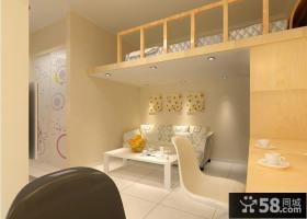 25平米小户型卧室装修效果图