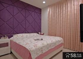 现代风格卧室普通家装图片