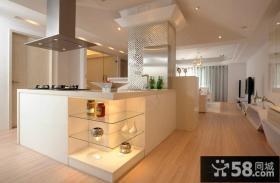 简约风格厨房集成吊顶效果图片