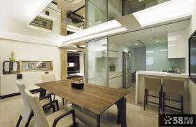 时尚现代客厅装修效果图