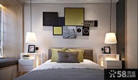 现代四居室装修案例