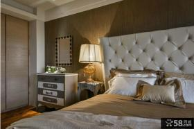 现代风格卧室床头灯饰图片