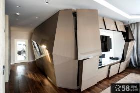 创意现代家居二居家装设计