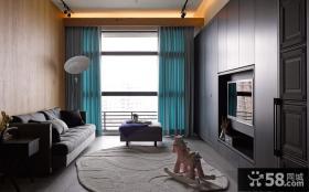 美式创意一居室装修
