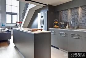 小复式楼装修效果图 复式楼客厅设计