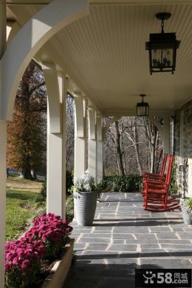 优质阳台花园装修设计效果图欣赏