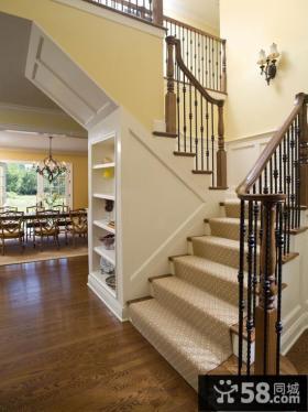 别墅室内楼梯设计图大全