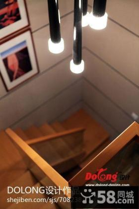 复式楼楼梯装修设计图