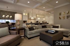 欧式装修图 欧式客厅装修效果图