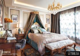 2013豪华别墅卧室装修图片