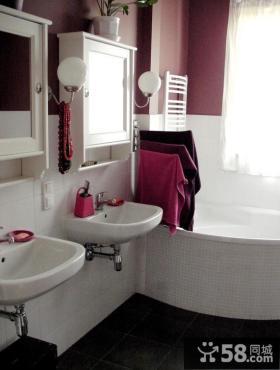 60平小户型客厅沙发装修效果图
