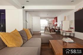 时尚现代复式家居设计装修